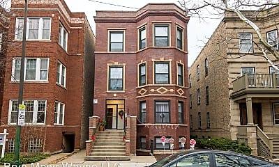 Building, 1336 W Bryn Mawr Ave, 2