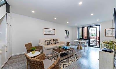 Living Room, 100 W Broadway 1H, 0