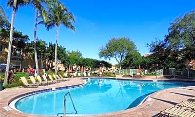 Pool, 4935 Leeward Ln, 2