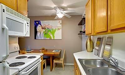 Kitchen, Minnehaha Manor, 1