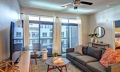 Living Room, IMT Uptown Post Oak, 1