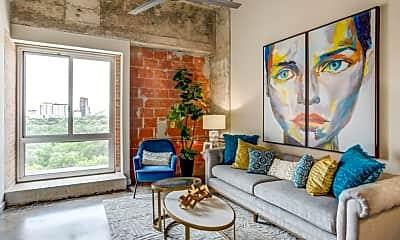 Living Room, 4306 Hermann Park Ct, 0