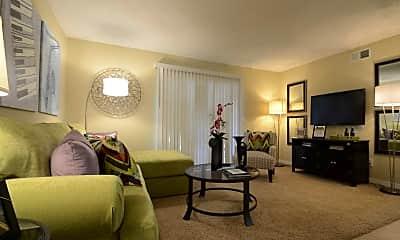 Living Room, Sun Lake, 1
