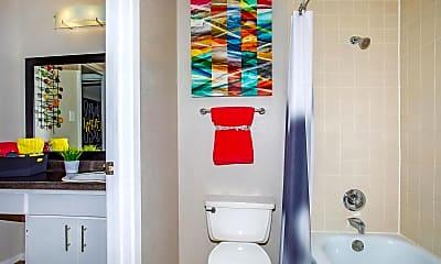 Bathroom, 7600 Blanco Rd, 2