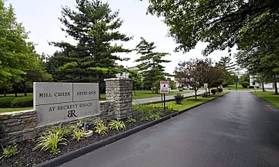 Community Signage, Deer Run At Beckett Ridge, 1