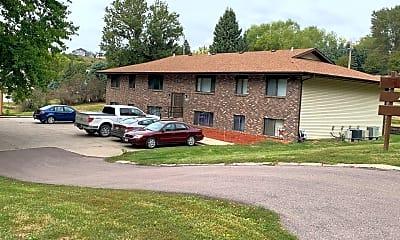 Building, 519 E North St, 1