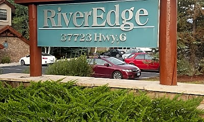 River Edge Apartments, 1