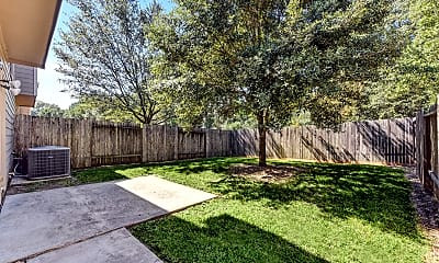 Patio / Deck, Woodgate Townhomes, 2