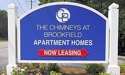 Community Signage, The Chimneys at Brookfield, 2