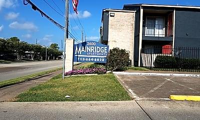 Mainridge Apartments, 1