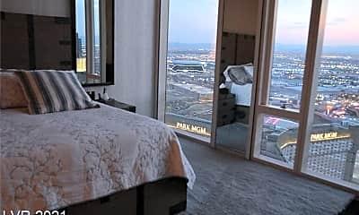 Bedroom, 3750 S Las Vegas Blvd 4707, 2