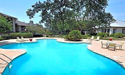Pool, 17635 Henderson Pass, 0