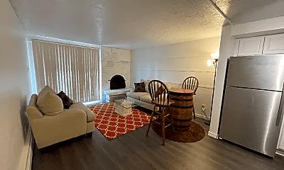 Living Room, 1304 S Parker Rd, 0