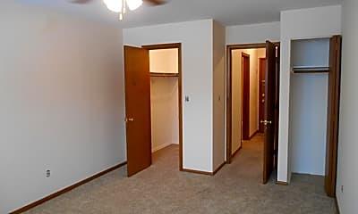 Bedroom, Aldrich Apartments, 2