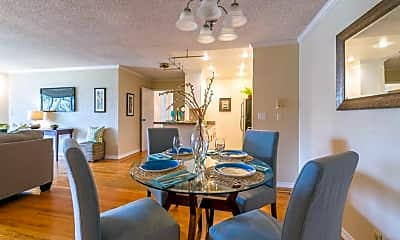 Dining Room, 376 imperial way #302, 1