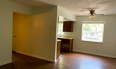 Living Room, 201 Northwest Jefferson Cir N, 1