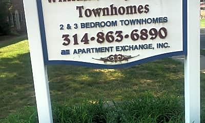 Williamsburg Square Townhomes, 1