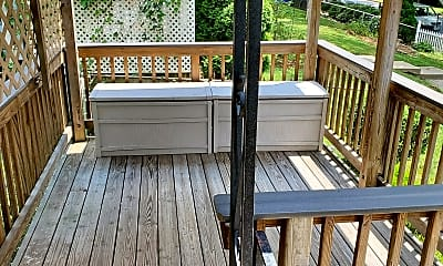 Patio / Deck, 4011 Plyers Mill Rd, 1