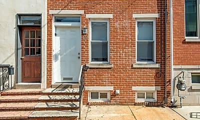 Building, 407 Greenwich St, 1