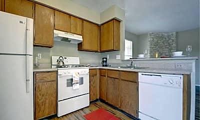 Kitchen, 5704 Cougar Drive, 1