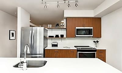 Kitchen, Hayes on Stone Way, 1