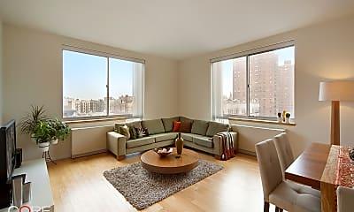 Living Room, 68 Bradhurst Ave. 7-H, 0