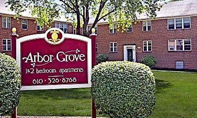Building, Arbor Grove, 0