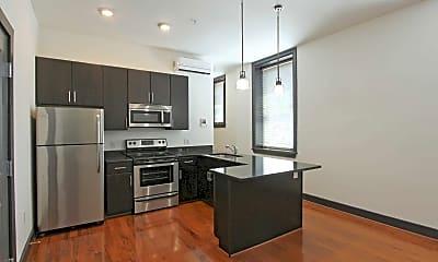 Kitchen, Tower 507, 0