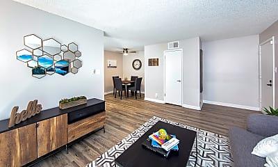 Living Room, The Phoenix Reno, 1