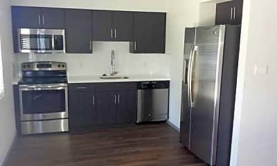 Kitchen, Rincon 22 Apartments, 0