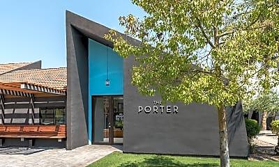 Community Signage, The Porter, 2