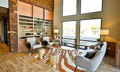 Living Room, 601 Pax, 1