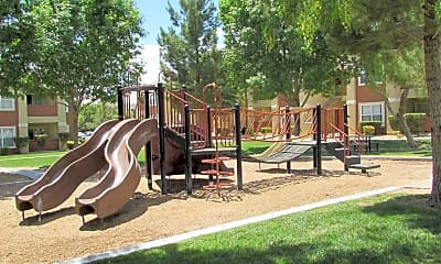 Playground, The Russell, 2
