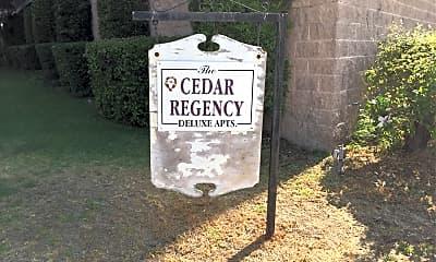 The Cedar Regency Deluxe Apts, 1