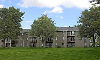 Building, Sutton Hill Apartments, 0