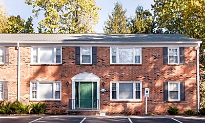 Building, Village Court Apartments, 0