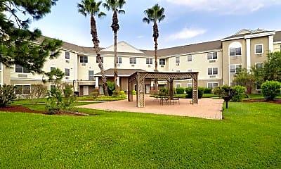 Building, Cimmaron Senior Apartments, 0
