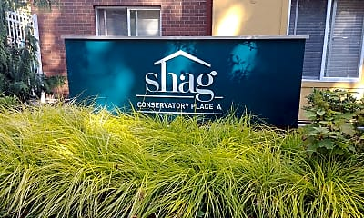 Shag Conservatory Place A, 1