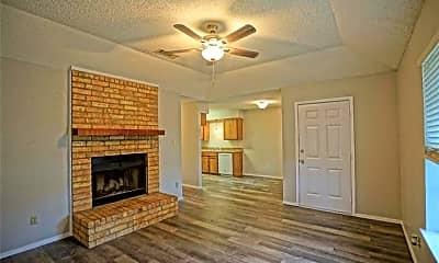 Living Room, 7757 Sable Ln, 1