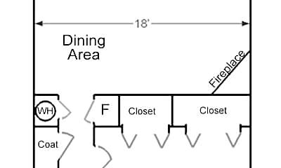 Living Room, 68 S 200 E, 2