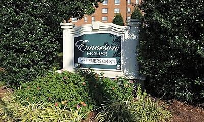 Emerson House, 1