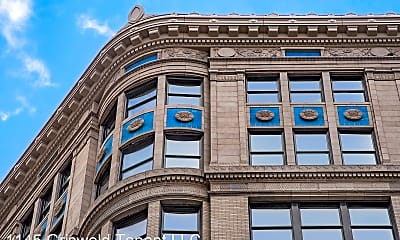 Building, 1145 Griswold St, 1