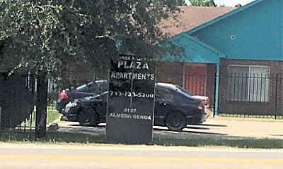 George B Lindler Plaza Apartments, 1