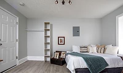 Bedroom, 8302 Lake Ave, 1