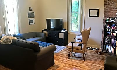 Living Room, 4930 Centre Ave, 1