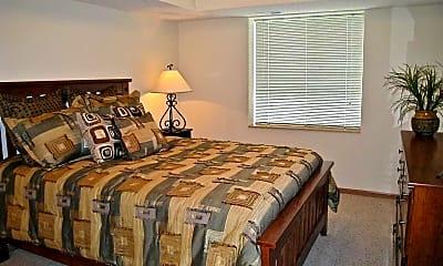 Bedroom, Arcade Estates Townhomes, 2
