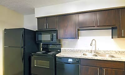 Kitchen, Residence at the Heights, 1