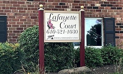 Lafayette Court, 1
