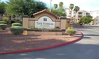 The Forum at Tucson, 1