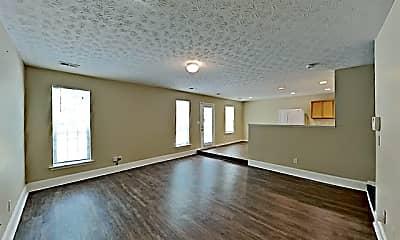 Living Room, 5466 Rock Lake Drive, 1